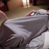 寝室で義母がオナニーしていたから気づかないふりして入ったら毛布で隠すから剥いだ。